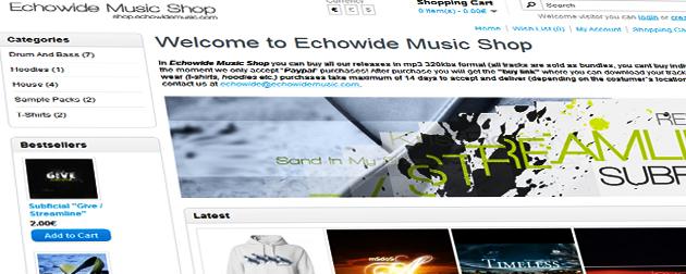 e-shop promo