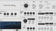"""Our new virtual synthesizer is here, its called """"Echowide Music VS""""!"""